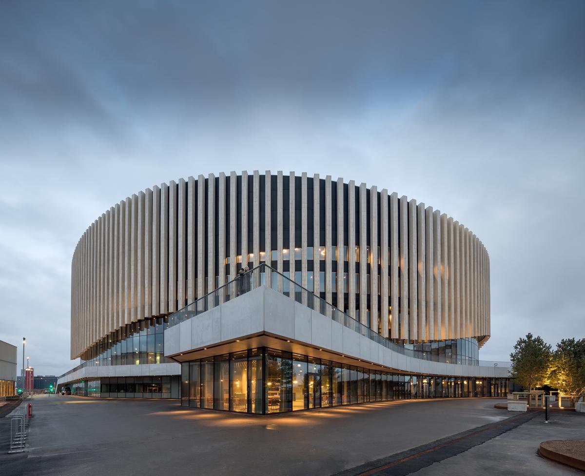 3XN completes the Royal Arena in Copenhagen