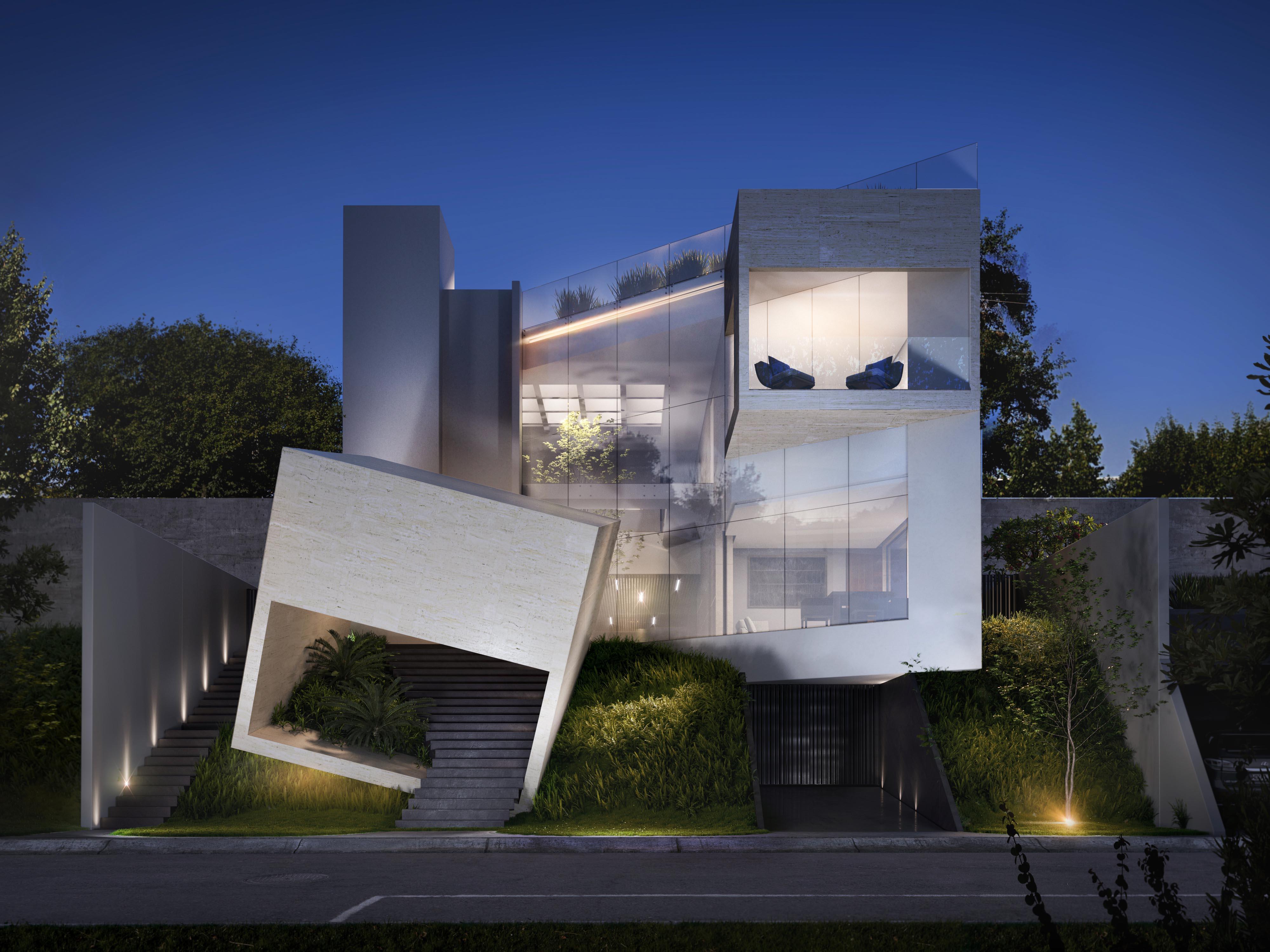Casa CC designed by Lassala + Orozco Architecture Workshop