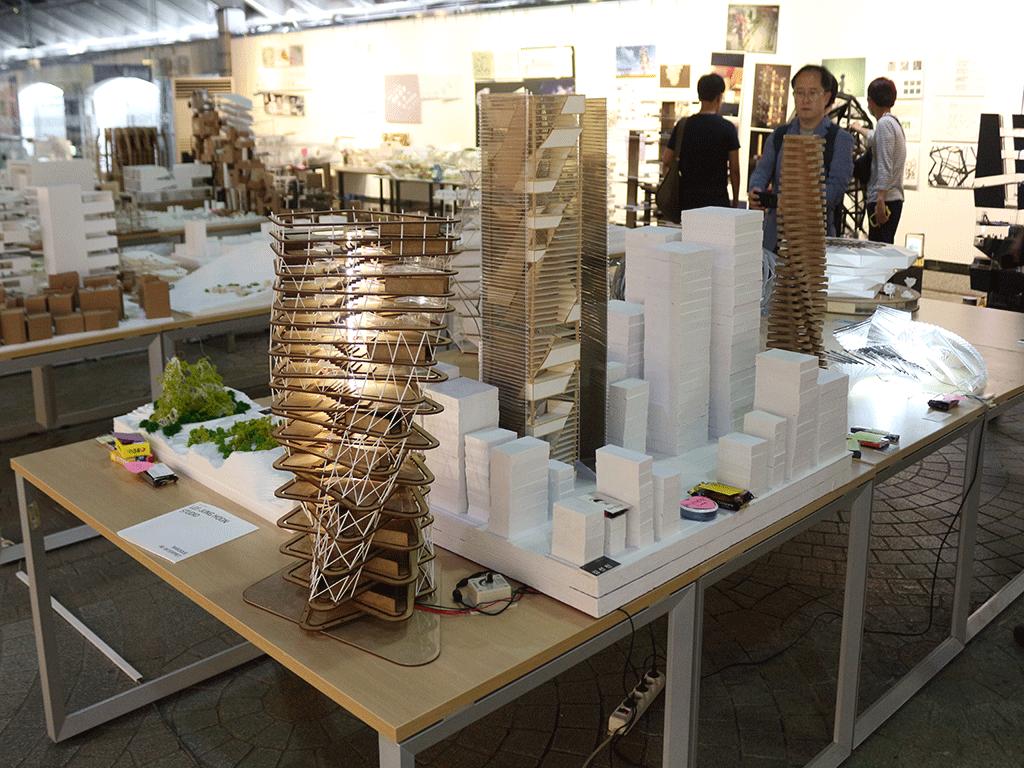 Modern Baroque Skyscraper by SeonJin Kim