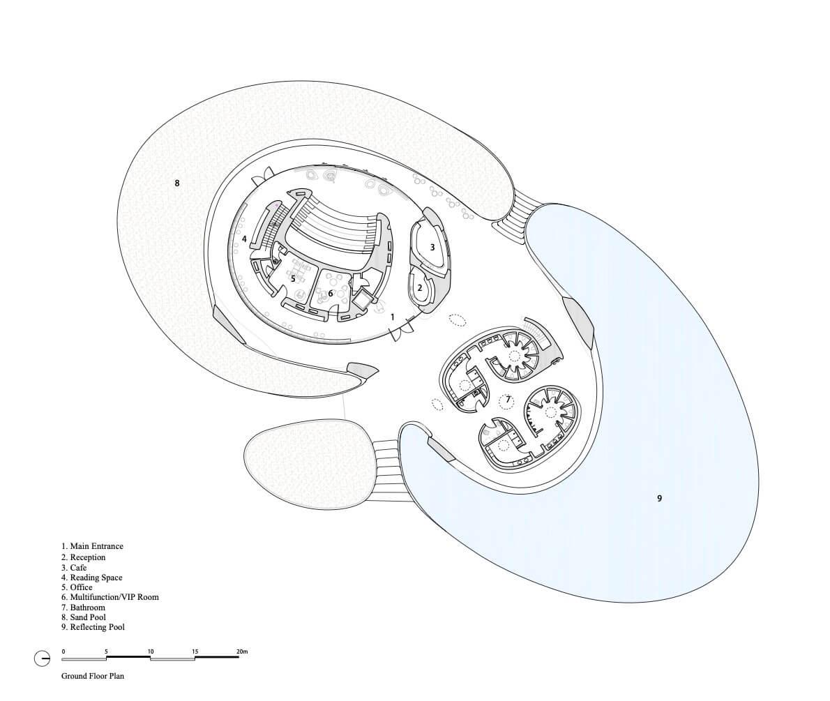 gorund floor plan