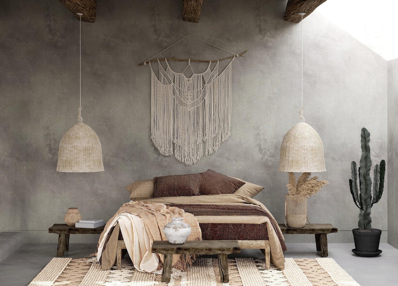 thiết kế nội thất phòng ngủ chính